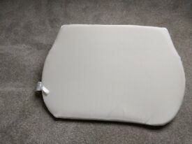 Baby anti colic wedge pillow