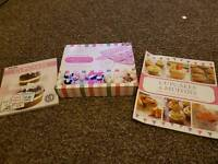 Cupcake Books and Pop Cake Mould
