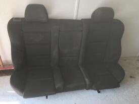 Seat Leon Cupra R reccaro rear bench
