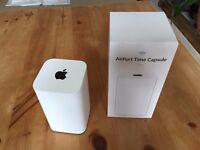 Apple AirPort Time Capsule – 3TB Boxed / As New
