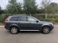 2004 54 PLATE VOLVO XC90 T6 AUTOMATIC 5 DOOR ESTATE 7 SEATER GREY £1350