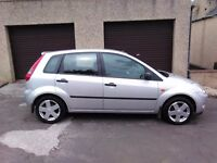 2005 Ford Fiesta 1.2 Zetec five door mot till March 2018 94000mls