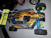 1/10 nitro exceed rc buggy