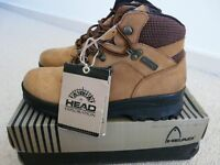 HEAD Walking/Hiking Boots Leather
