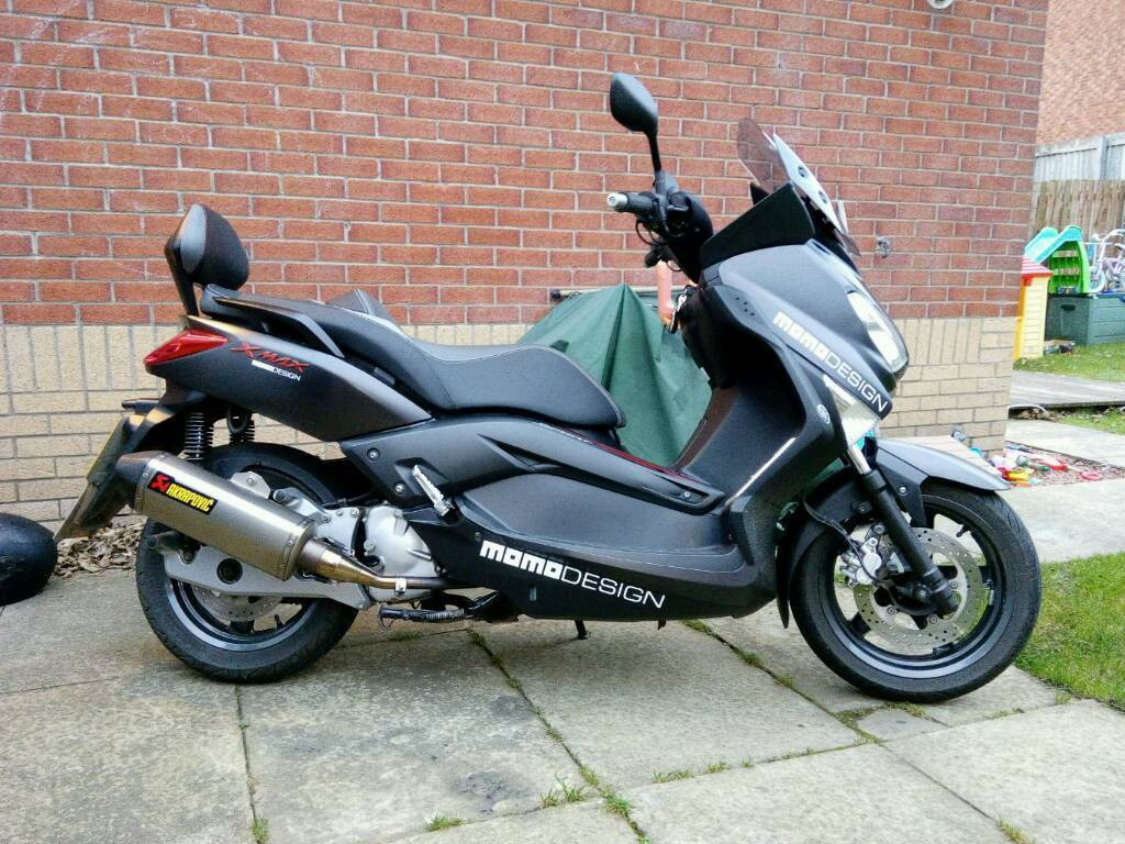 yamaha xmax 125 in west end glasgow gumtree. Black Bedroom Furniture Sets. Home Design Ideas