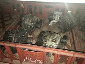 Mercedes, Audi, BMW, VW Polo Passat Touran Alternators Available