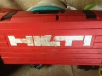 Hilti DD 100 diamond core drill