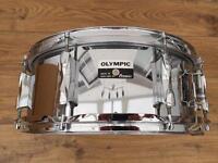 Vintage Premier Olympic 14x5 Snare Drum