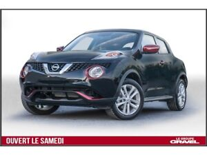 2017 Nissan Juke SV - ÉDITION PEARL NOIRE - CAMERA - MAGS -