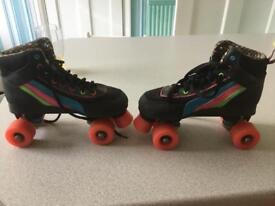 Roller boots size 6 adult