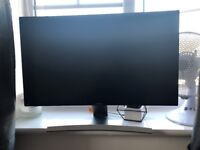 Samsung SD27D590C 27 Inch 1920x1080p Curved Monitor *Good Condition*