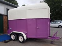 Catering Trailer- Converted horse trailer/bar/cafe/cake stall....