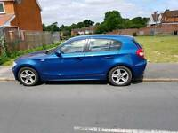 Bmw 1 series 118d manual hatchback 5 doors full service history 2 owners