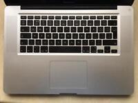 """MacBook Pro i7, 8gb ram, HD 750gb, 15"""", mid 2012"""