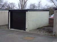 Lockup Garage to Let in Redhall Crescent