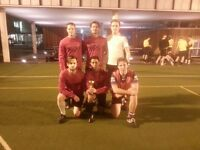 Marylebone 5-a-side football league
