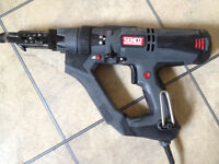 Senco DS 5550 -ac Collated screwgun (used for plasterboarding)