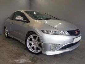 IMMACULATE CONDITION (2007) HONDA CIVIC TYPE R GT I-VTEC 2.0 - SAT NAV - FULLY LOADED