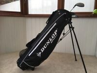 Golf bag and cubs excellent condition