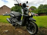 Yamaha BWS 125cc scooter