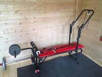 Weight Multi- Bench