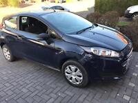 2014 Ford Fiesta 1.2 Damaged Repairable Salvage