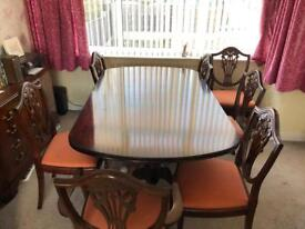 Exquisite Reproduction Mahogany Furniture for Sale