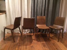 Designer Chairs by TON