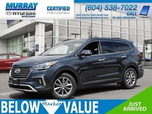 2018 Hyundai Santa Fe XL Luxury**NAVI**REAR CAMERA**BLUETOOTH**