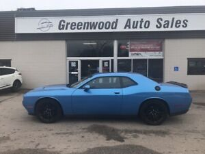 2016 Dodge Challenger SXT SXT Leather, Sunroof With Low Low Km's