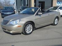 2009 Chrysler SEBRING DÉCAPOTABLE TOURING