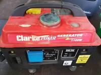 Clark power 1100w portable generator