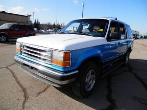 1992 Ford EXPLORER SELLING AS IS