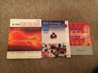 AS/ A Level AQA Sociology books for sale  County Tyrone