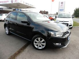 VW Polo MATCH (black) 2012