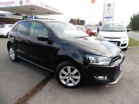 VW Polo MATCH (black) 2012