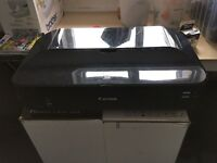 Canon ix6550 A3+ Photo/Office Printer for sale with spare ink cartridges