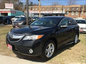 2013 Acura RDX TECH PKG NAV-CAMERA-ROOF B/T