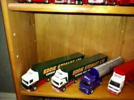 Eddie stobart trucks collectable