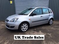 2007 FORD FIESTA 1.25 STYLE **FULL YEARS MOT** Similar to Clio corsa yaris Punto Jazz 107 alto