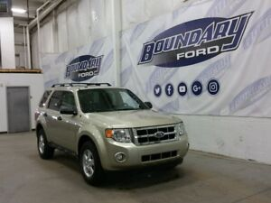 2011 Ford Escape XLT W/ 4WD, 2.5L Engine, Power Driver Seat