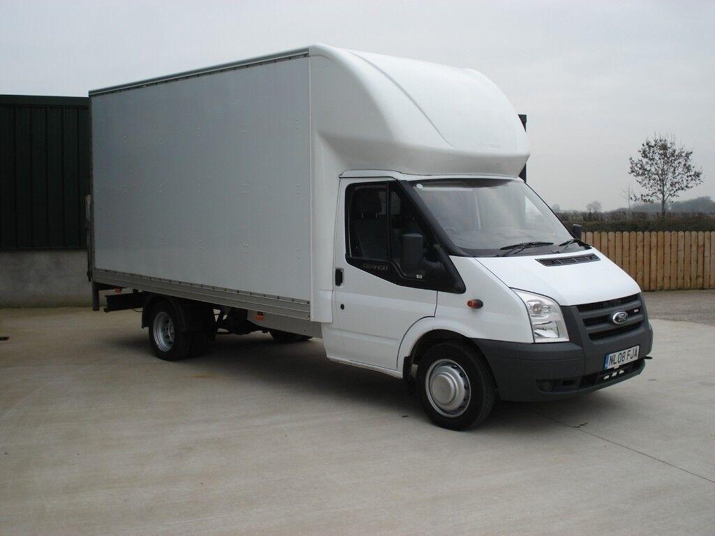 b82275ea16 Man   larg van House moving services Deliveries   collection van hire  reliable person