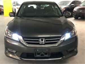 2013 Honda Accord Sedan L4 EX-L CVT - ACCIDENT-FREE, SUNROOF
