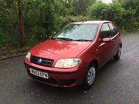 2003 Fiat Punto Multijet 1.3 Diesel £30 Tax 3 Door