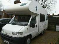 McClouis 410 5 Berth Motorhome For Sale