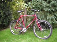 raleigh firefly 22.5 in frame.very tidy indeed,runs perfectly,faultless......