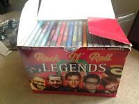Rock & Blues Legends CD and Beatles Video