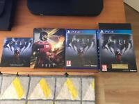 Prey (PS4) special edition.