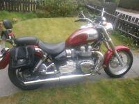 Triumph Bonneville America 790