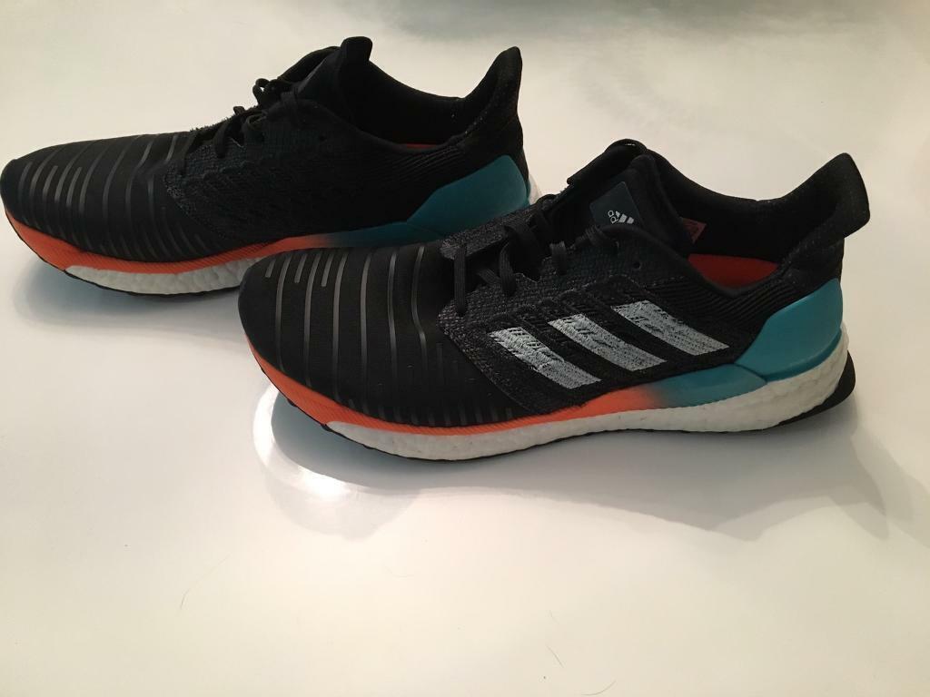 5d0a8bdd55dd2 Adidas Solar Boost size uk 9.5 RRP £139